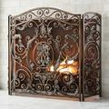Avignon Fireplace Screen - Frontgate