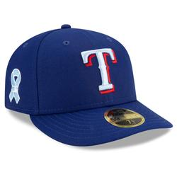 """""""Men's New Era Royal Texas Rangers 2021 Father's Day On-Field Low Profile 59FIFTY Fitted Hat"""""""