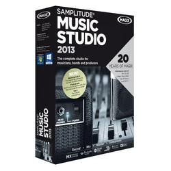 Samplitude Music Studio 2013 (Anniversary Special incl. 12 GB Independence Sound Library) [import anglais]