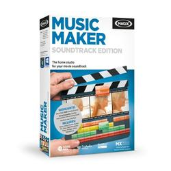 Magix Music Maker Soundtrack edition [import anglais]