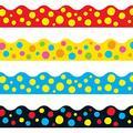 TREND ENTERPRISES Trimmers, Spots, 156-Feet, Multi (TEPT92912)