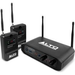 Alto Professional Stealth Wireless Stereo System for Active Loudspeakers STEALTH WIRELESS