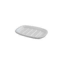 Kingston Brass BASD3965 Dish only for Wall Mounted Porcelain Soap Dish Holder BA4815 White