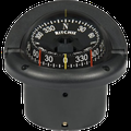 """""""RITCHIE COMPASSES HF-743 Compass, Flush Mount, 3.75"""""""" Combi, Black"""""""