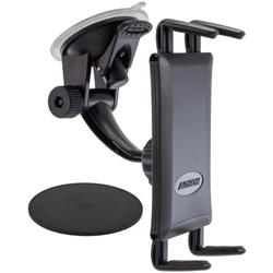 Arkon Windshield and Dash Suction Car Mount Holder for Samsung Galaxy S10 S9 S8 Note 9 8 5 Black Retail