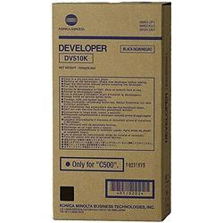Konica Minolta DV510K Black Developer (OEM 020Z) 100,000 Pages