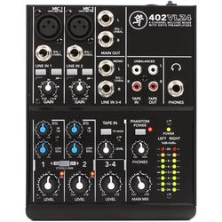 Mackie 402VLZ4 4-channel Compact Analog Mixer