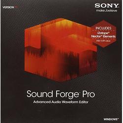 Sony Sound Forge Pro 11 - Mise à jour