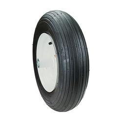 Maxpower 335260 8 in Wheelbarrow Wheel Assembly