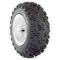 Carlisle Snow Hog Snow Thrower Tire - 15X5-6 LRA/2ply