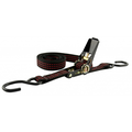 """""""ERICKSON RATCHETING TIE DOWNS 4 PACK - 1"""""""" X 6'"""""""