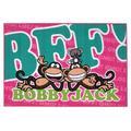"Fun Rugs Bobby Jack BFF-Text 39"" x 58"" Rug"