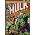 Marvel RMK1661SLG Stickers Hulk Wolverine Comic Book GÌANT ROOMMATES REPOSITIONNABLES (61X87CM), Vinyle, Multicolore, 180 x 90 x 0,1 cm