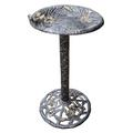 Oakland Living Hummingbird Birdbath - Outdoor, Multicolor