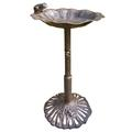 Oakland Living Frog Birdbath - Outdoor, Multicolor