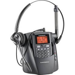 Plantronics CT14 DECT 6.0 Cordless Headset Phone 80057-11