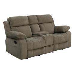 "Wildon Home® 78"" Velvet Pillow top Arm Reclining Loveseat Velvet in Brown, Size 41.0 H x 78.0 W x 37.0 D in   Wayfair CST14162 16906828"