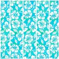 Thirstystone Hibiscus Garden Pattern Teal Occasions Trivet Cork in Blue, Size 8.0 H x 0.35 D in | Wayfair FT-AT05