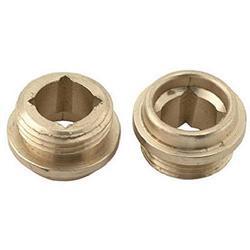 brass craft service parts scb1617x 10 Pack, 17/32 -Inch x 24 Thread, Brass Seat