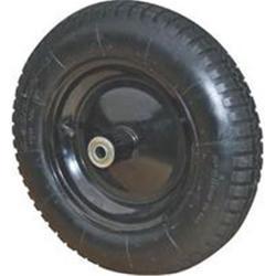 Mintcraft Wheelbarrow Wheel Pneum 16X4In PR1601