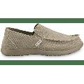 Crocs Khaki / Khaki Men'S Santa Cruz Slip-On Shoes