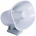"""""""8"""""""" White Standard Horizon 240SW Hailer PA Horn"""""""