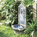 Antilles Mosaic Fountain - Ballard Designs