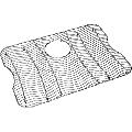 "Elkay LKWOBG2317SS 23"" L x 17"" W Stainless Steel Basin Rack Stainless Steel"