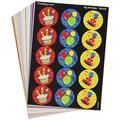 Trend Enterprises Variety Pack of Stinky Stickers - Pack of 720, T83912