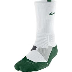 Nike Hyper Elite Cushioned Basketball Crew Socks (Medium)