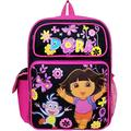 Dora the Explorer Medium Backpack Butterfly Black New School Bag a02678