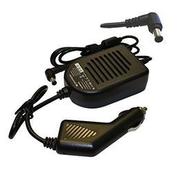 Power4Laptops DC Adapter Laptop Car Charger Compatible with Panasonic Toughbook CF-28, Panasonic ToughBook CF-34, Panasonic Toughbook CF-35, Panasonic Toughbook CF-37, Panasonic Toughbook CF-41