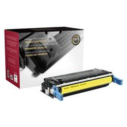 Clover Imaging Remanufactured Yellow Toner Cartridge for C9722A ( 641A)