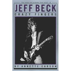 Jeff Beck : Crazy Fingers (Paperback)