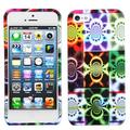 Insten Camo Glow Phone Case for Apple iPhone SE / 5S / 5