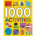 Sticker Activity Fun: 1000 Activities (Paperback)