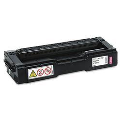 Ricoh 406477 High-yield Toner, 6000 Page-yield, Magenta
