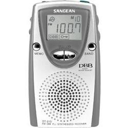 AM/FM STEREO POCKET RADIO DBB AUTO-SEEK BUILT-IN SPKR