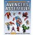 DK Ultimate Sticker Collections: Ultimate Sticker Collection: Marvel Avengers: Avengers Assemble! (Paperback)