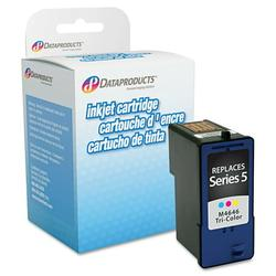 Dataproducts Remanufactured M4646 (Series 5) Ink, 595 Page-Yield, Tri-Color