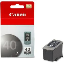 Canon, CNMPG40, PG40 Ink Tank Cartridge, 1 Each