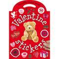 My Little Sticker Book Valentine : Over 50 Stickers