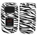 Insten Zebra Skin Phone Case for SAMSUNG: A997 (RUGBY III)