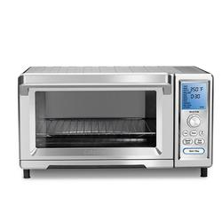 Cuisinart Chef's Convection Toaster Oven Broiler, Silver