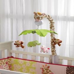 Carter's® Jungle Musical Mobile in Green | Wayfair 5042079