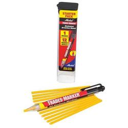 MARKAL 96131 Trades-Marker All-Surface Marker,Yellow