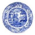 "Spode Italian 8"" Bone China Dessert Plate Ceramic/Earthenware/Stoneware in Blue | Wayfair 1532498"