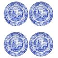 "Spode Italian 10.5"" Dinner Plate Ceramic/Earthenware/Stoneware in Blue | Wayfair 1532481"