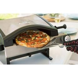 Cuisinart Alfrescamore Outdoor Pizza Oven Steel in Gray, Size 14.5 H x 28.0 W x 17.0 D in   Wayfair CPO-600