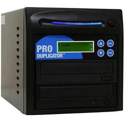 Produplicator 1 to 1 24X Burner CD DVD Duplicator - Standalone Copier Duplication Tower